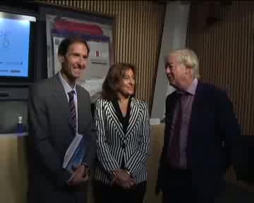 Presentación de ICOE 2010, la Conferencia Internacional sobre Energía Marítima que se celebrará la semana que viene en Bilbao [2:01]