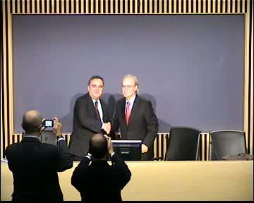 Firma de convenio entre la Sociedad de Capital Riesgo del País Vasco e Ibermática [1:33]