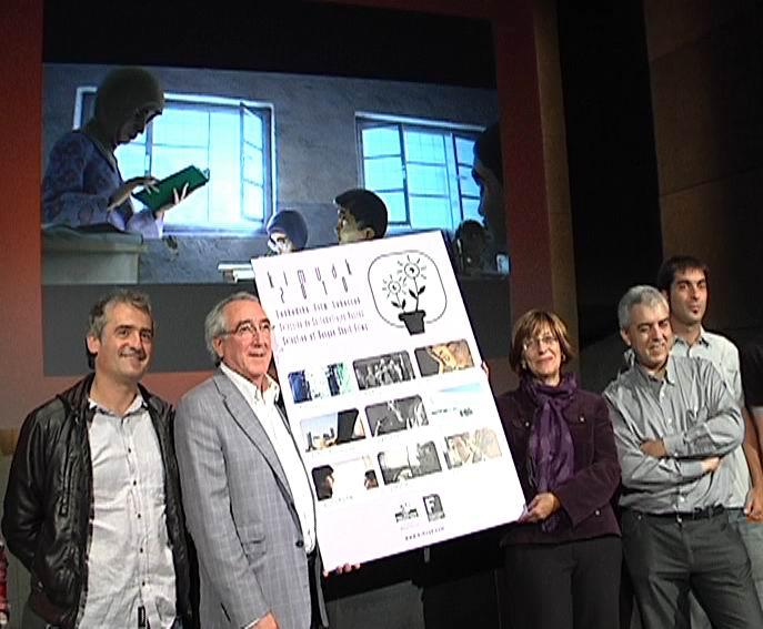 Presentación del nuevo catálogo de KIMUAK 2010 [0:59]