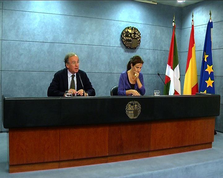 El Gobierno Vasco refuerza su presencia en Europa con una intensa agenda en el nuevo curso político [26:04]