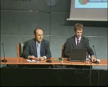 Presentación de las conclusiones  del diagnóstico sobre evaluación de políticas públicas en el Gobierno Vasco [67:38]