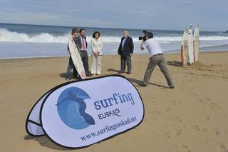 The Basque Country, a reference point within initiatives to harness the energy of the oceans