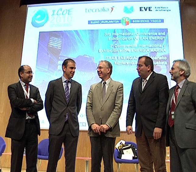 ICOE 2010 se clausura apostando por la inversión en I+D y la reducción de costes como claves para el futuro de la energía marina [1:22]