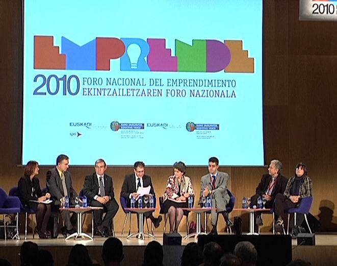 El Gobierno Vasco impulsará el emprendizaje a través del nuevo Lanbide [1:25]