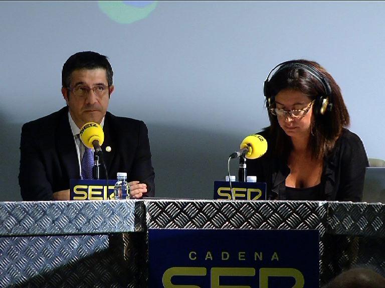 """La Comisión Mixta de Transferencias se reunirá esta semana para """"cerrar definitivamente"""" el traspaso de las políticas activas a Euskadi [1:58]"""