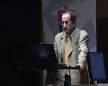 Osalan organiza las primeras jornadas de psicosociologia laboral . Ponencia Jose Maria Ibañez II Parte [14:07]