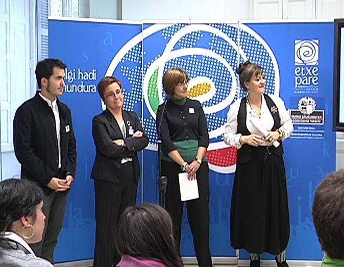 El Instituto Vasco Etxepare abre sus puertas