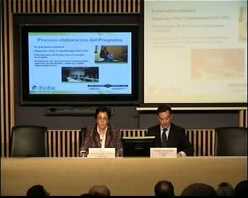 Mil empresas del País Vasco se verán beneficiadas por el Programa de Ecoefiencia del Gobierno Vasco [21:10]