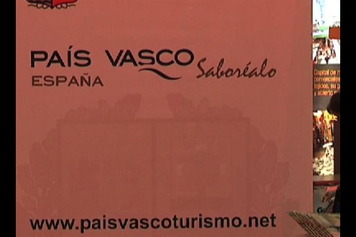 Euskadi presente en la Feria Internacional de Turismo en Buenos Aires [1:14]