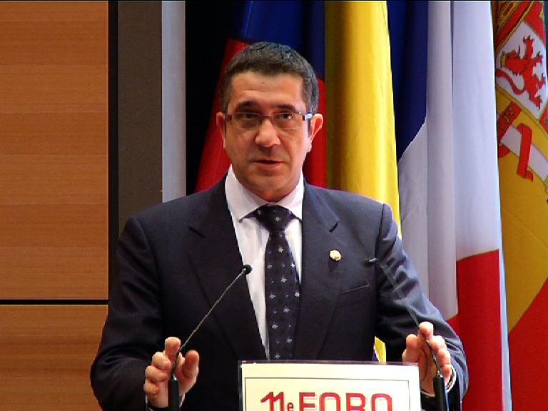 """El Lehendakari reclama una relación basada en """"valores"""" y no sólo en """"mercancías"""" entre Europa y América Latina  [10:26]"""