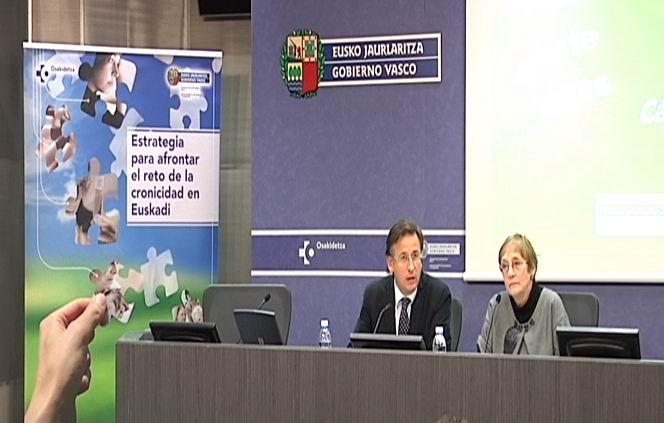 Aumenta la incidencia del cáncer en Euskadi y desciende su mortalidad [1:07]
