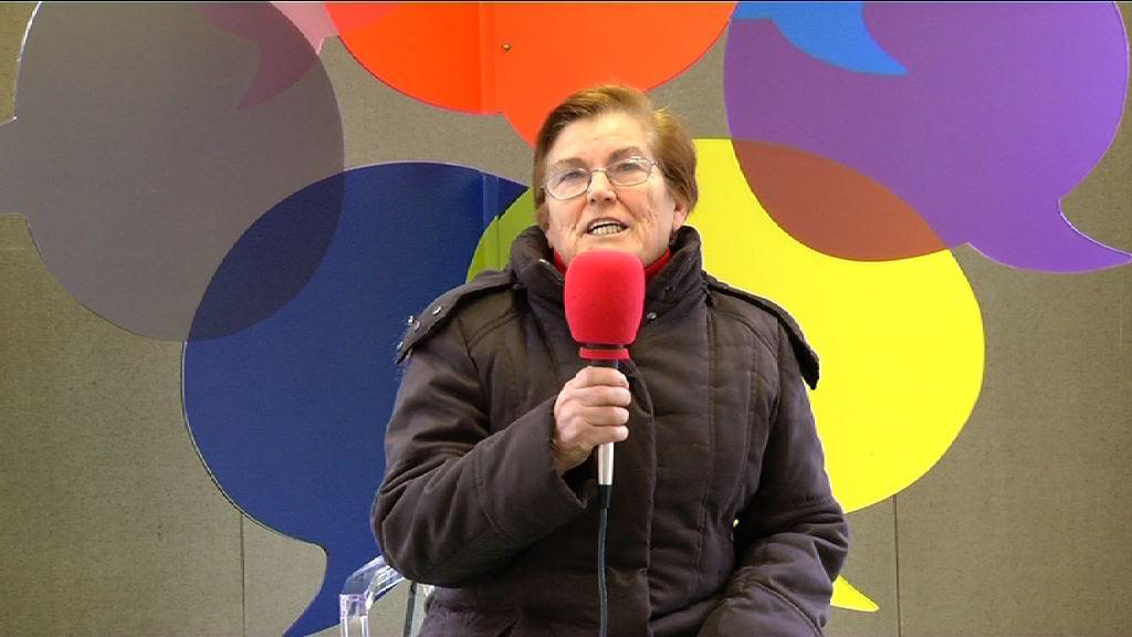 Priorizar las ayudas a los pobres sobre las obras (Irekia Speaker´s Corner Vitoria-Gasteiz) [0:10]
