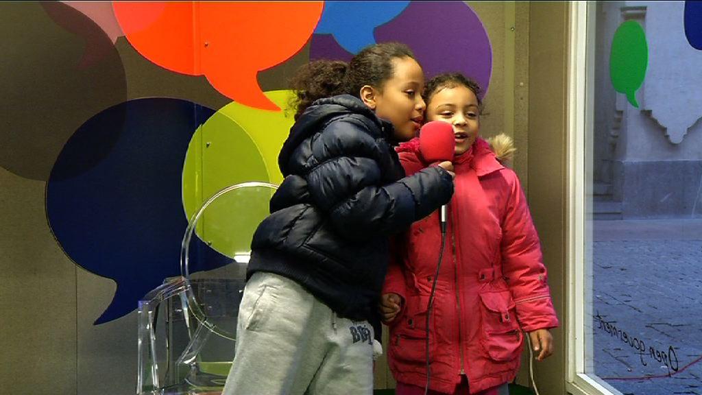Una canción infantil (Irekia Speaker´s Corner Vitoria-Gasteiz) [1:03]