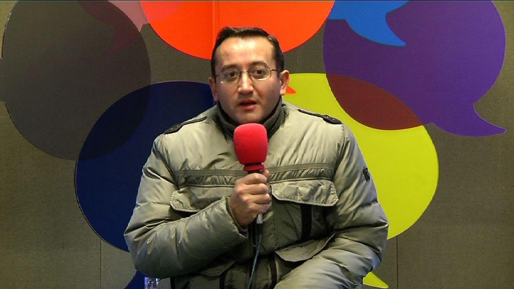 Que el Lehendakari reclame un referendum sobre Treviño (Irekia Speaker´s Corner Vitoria-Gasteiz) [0:24]