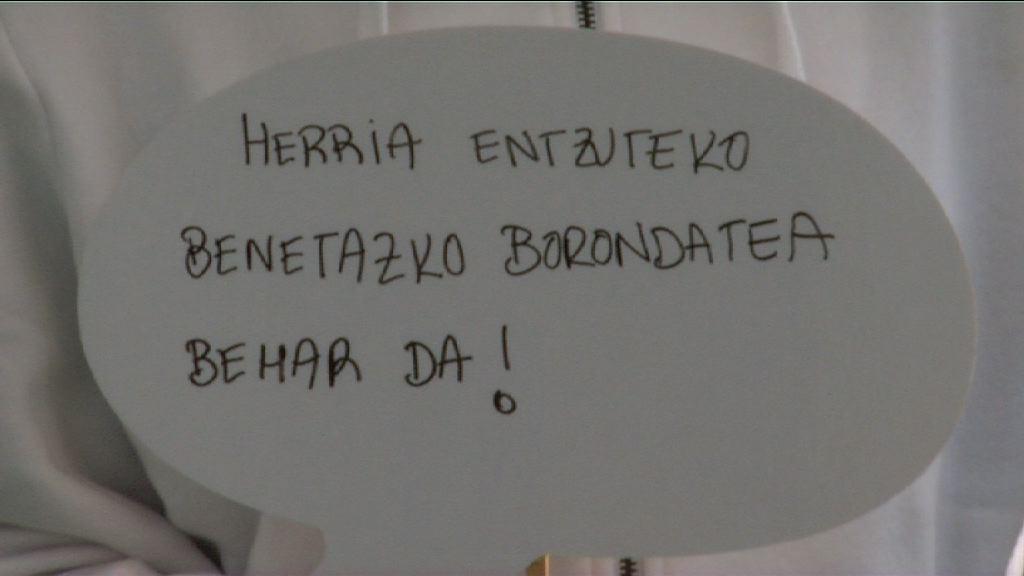 Herria entzuteko benetazko borondatea behar da (Irekia Speaker´s Corner Bilbao) [0:06]