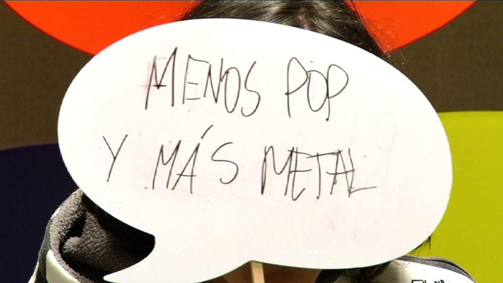 Pop gutxiago eta metal gehiago (Irekia Speaker´s Corner Bilbao) [0:05]