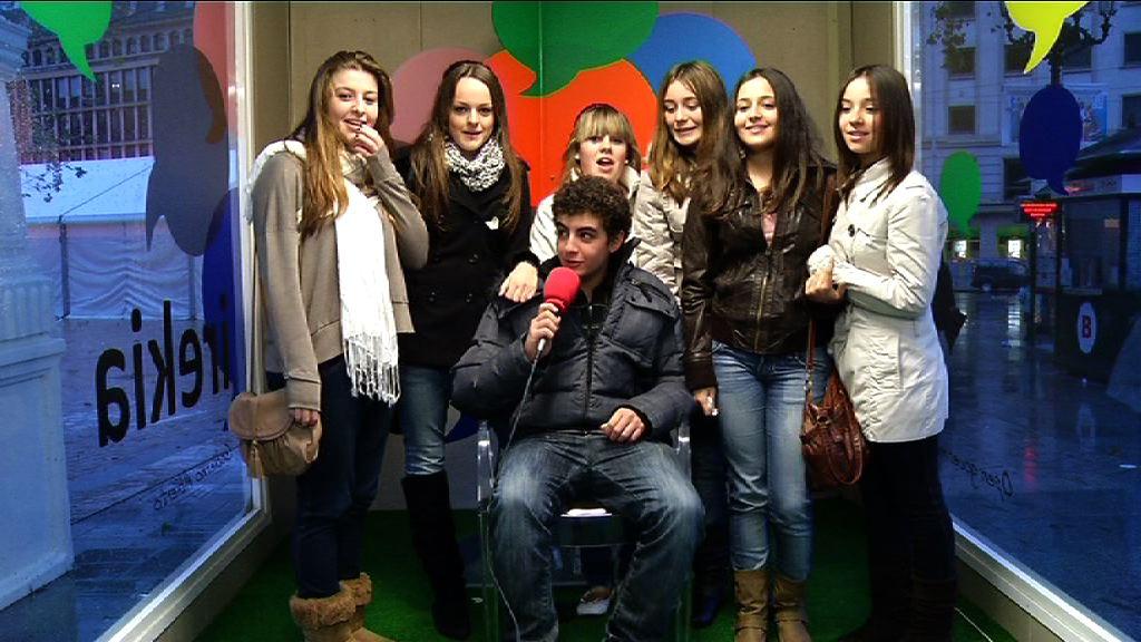 Metroa Ortuellan  (Irekia Speaker´s Corner Bilbao) [0:10]