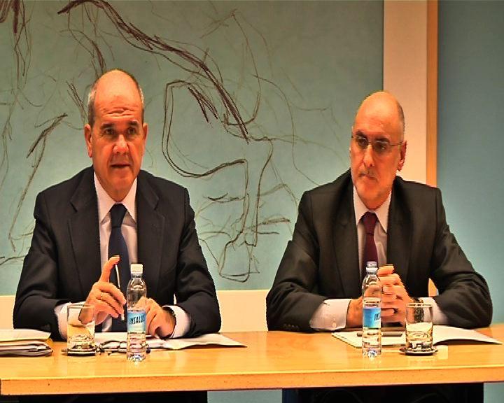 La Comisión Bilateral de Cooperación se reunirá esta tarde en Lehendakaritza [18:58]