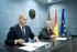 Gobierno Vasco y central cierran el calendario de trabajo para la ejecución del traspaso de las competencias