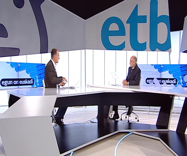 Entrevista a Rodolfo Ares en ETB2 [21:36]