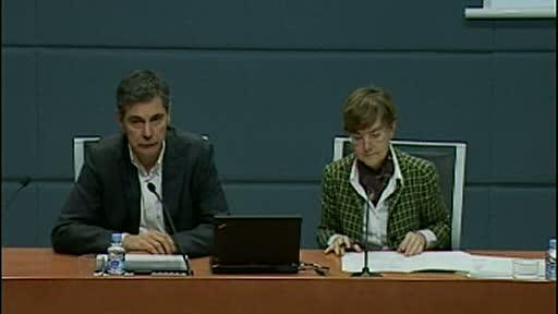 Presentación del estudio sobre la prevalencia de los malos tratos a ancianos en Euskadi [42:00]