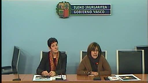 El Día del Euskera une a todas las instituciones vascas [40:44]