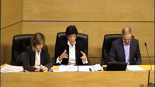 Resultados en Euskadi de la última evaluación PISA efectuada sobre alumnado de 15 años de edad. [56:47]