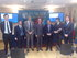 Presentada en Bruselas la red interregional para impulsar el Corredor Ferroviario Atlántico de Mercancías