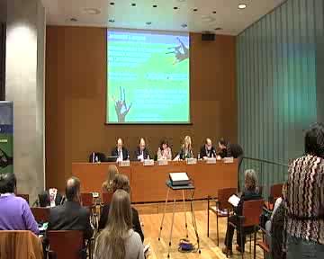 Mendia apela a la unidad institucional para acabar con ETA [95:25]