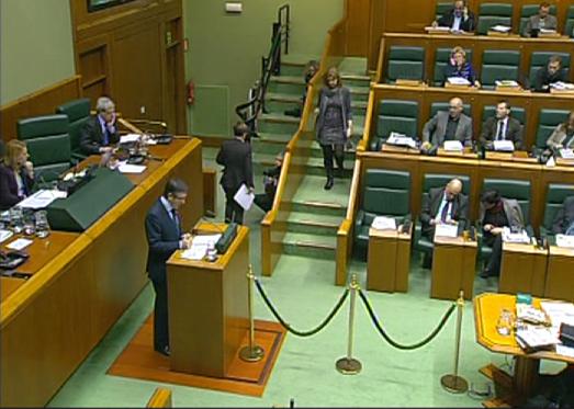 """El Parlamento dispondrá de """"la mayoría"""" de las leyes previstas a mediados de la legislatura [1:20]"""