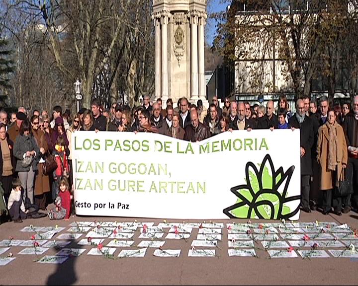 XI Acto de Solidaridad con las víctimas en Bilbao [1:05]