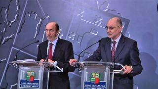 Rueda prensa integra ares rubcalcaba