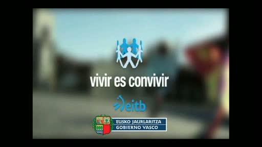 Euskal Gizarteari Harrera (spot) [0:47]