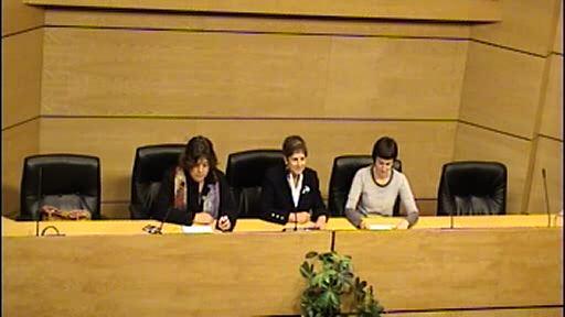 Teresa del Valle katedrunak jasoko du 2010eko Berdintasunerako Emakunde Saria [24:12]