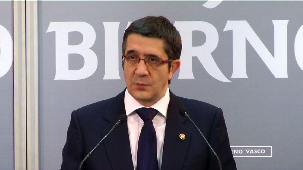 Declaración del Lehendakari para valorar el último comunicado de ETA (2010-01-10) [6:52]