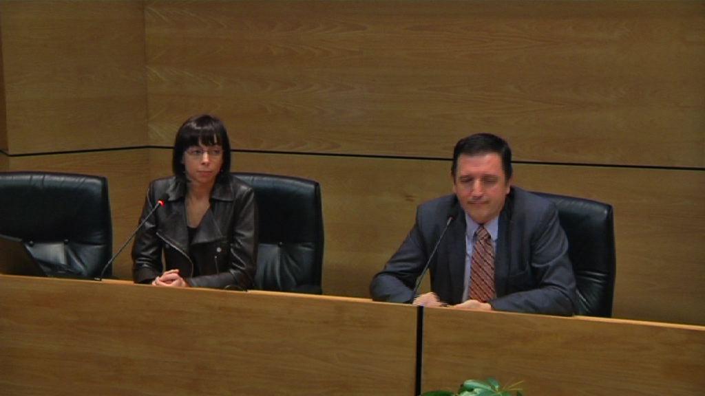 El Gobierno Vasco dedicó , en 2010, 51 millones de euros a proyectos de cooperación en países empobrecidos [18:42]