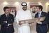 Reunión entre el Lehendakari y Sultan Ahmed Al Jaber, CEO de MASDAR