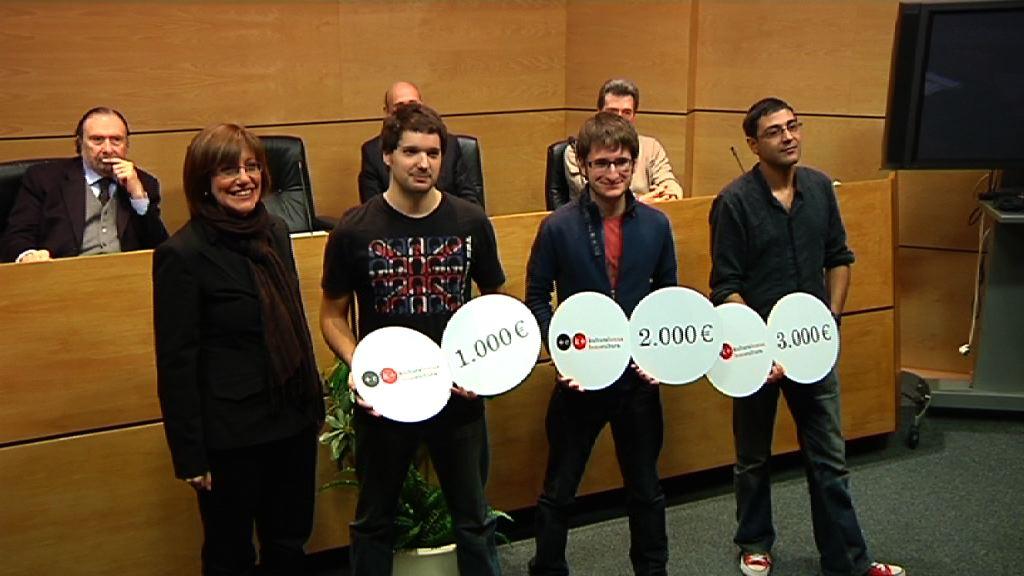 El Bono Cultura ha supuesto un gasto privado de 1.475.000 euros  [1:16]