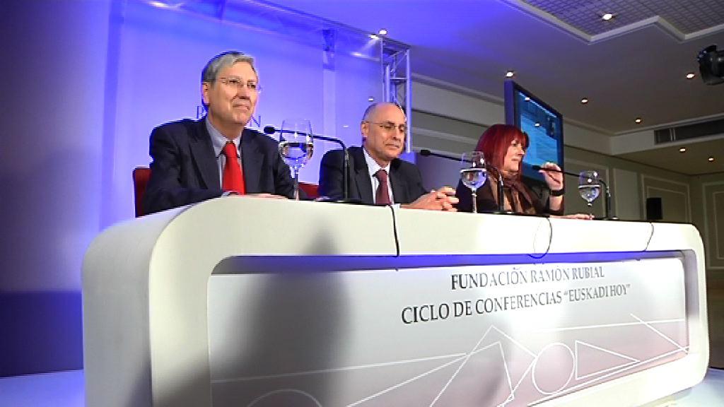"""Ares niega que el PSE busque """"rentabilidad electoral con la presencia o no de la izquierda abertzale en las instituciones"""" [1:30]"""