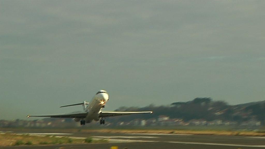 Nuevos vuelos conectarán Euskadi con Europa [1:37]