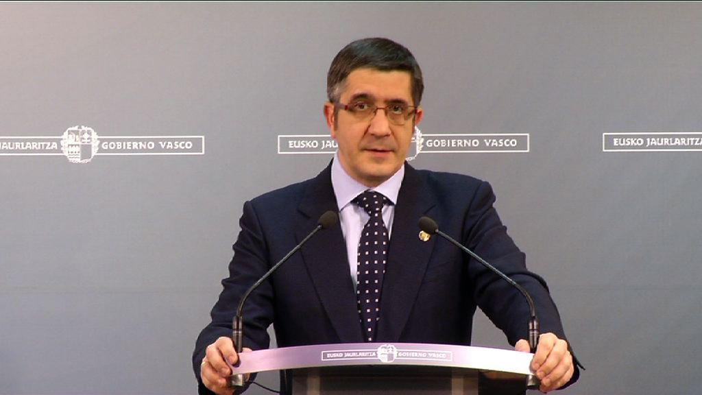 Declaración del Lehendakari ante la presentación del nuevo partido de la izquierda abertzale [4:38]