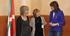 Idoia Mendia ofrece el servicio de asistencia a la víctima de su departamento para prestar ayuda psicológica a los familiares afectados en Euskadi por el 'robo' de niños
