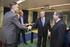 Las exportaciones vascas a Alemania centran la reunión entre el Lehendakari y miembros de la Cámara de Comercio