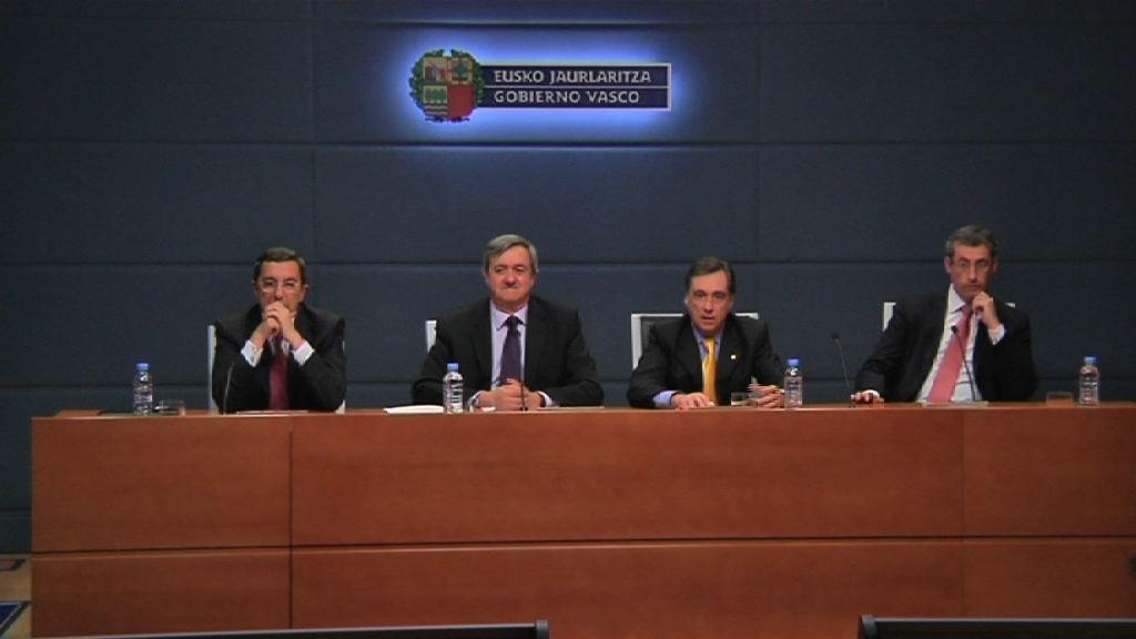 Euskadi incrementa su recaudación un 8,4% en 2010, a pesar de la crisis [24:52]