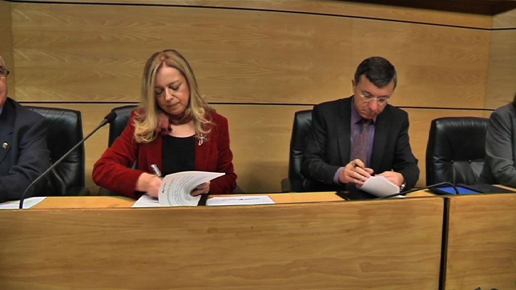 La Viceconsejería de Justicia y Osakidetza firman un acuerdo para coordinar actuaciones ante casos de defunción [29:36]