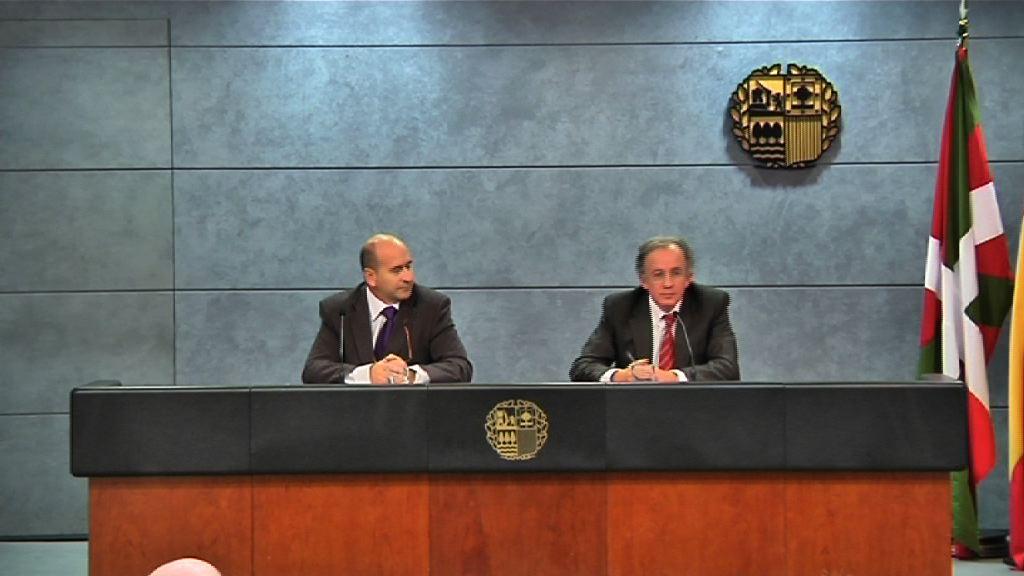 El Gobierno Vasco planea abrir nuevas oficinas en California, Florida y Idaho [0:00]