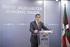 """El Lehendakari asegura que """"hará todo lo posible"""" por lograr la paz"""