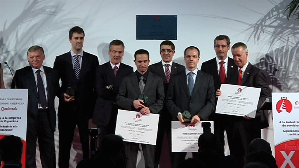 La internacionalización y la innovación, claves para la economía vasca  [1:12]
