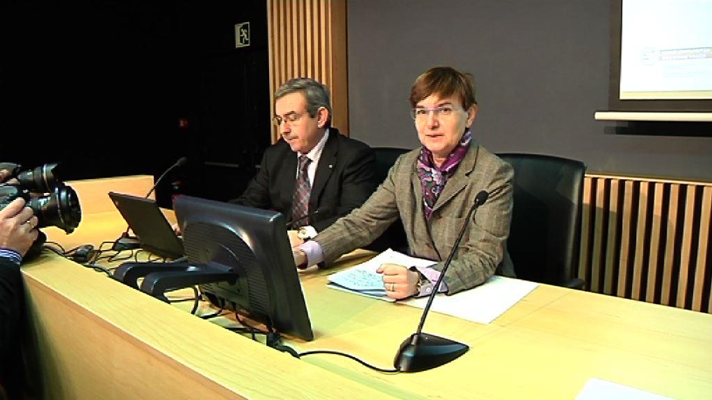 Euskadik historian izandako gizarte gastu handiena izan du 2010ean [0:56]
