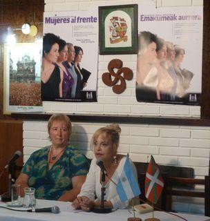 Centenario del Día Internacional de la Mujer en Ayacucho (Argentina) [2:05]